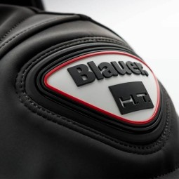 Blauer HT Easy Woman 1.1 anthracite jacket, Motorcycle jackets