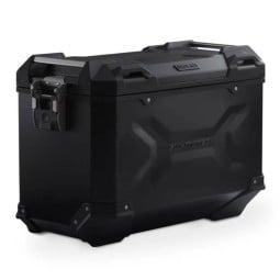 Valise latérale moto SW Motech Trax ADV noir, Valises latérales