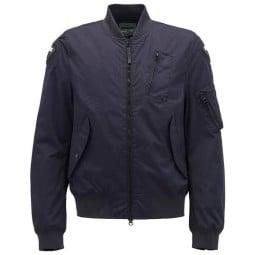 Blauer HT motorcycle jacket Maverick blue, Motorcycle jackets