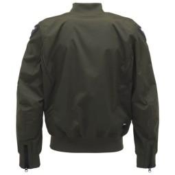 Giacca moto Blauer HT Maverick verde, Giubbotti e giacche moto