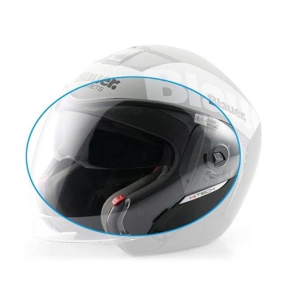 Visor Clear Mobil Blauer HT, Visors and Accessories