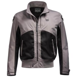 Blauer HT motorcycle jacket Thor Air grey, Motorcycle jackets