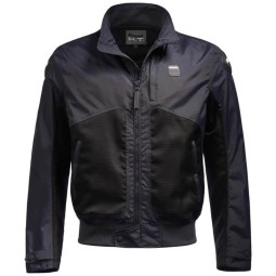 Blauer HT motorcycle jacket Thor Air blue, Motorcycle jackets