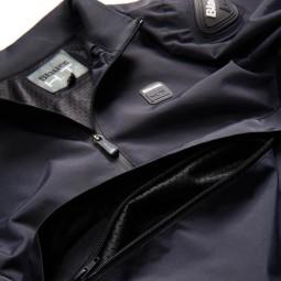 Giacca moto Blauer HT Spring Pull Man blu, Giubbotti e giacche moto