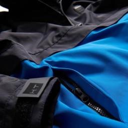 Blauer HT Spring Pull Man Motorradjacke hellblau