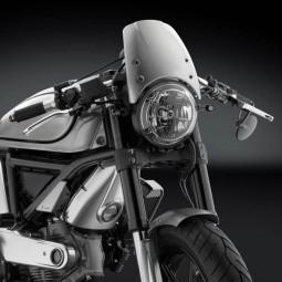 Rizoma Scheinwerfer Ducati Scrambler 800, Windschutzscheibe