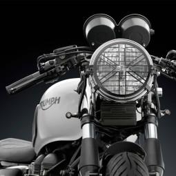 Rizoma 3D Triumph brake lever silver