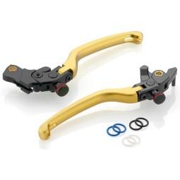 Rizoma 3D Triumph brake lever gold