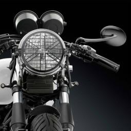 Palanca embrague Rizoma 3D Triumph plata