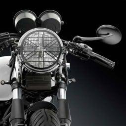 Rizoma 3D Triumph clutch lever silver
