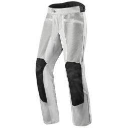Pantalon moto Revit Airwave 3 argent
