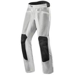 Pantaloni moto Revit Airwave 3 argento, Pantaloni moto