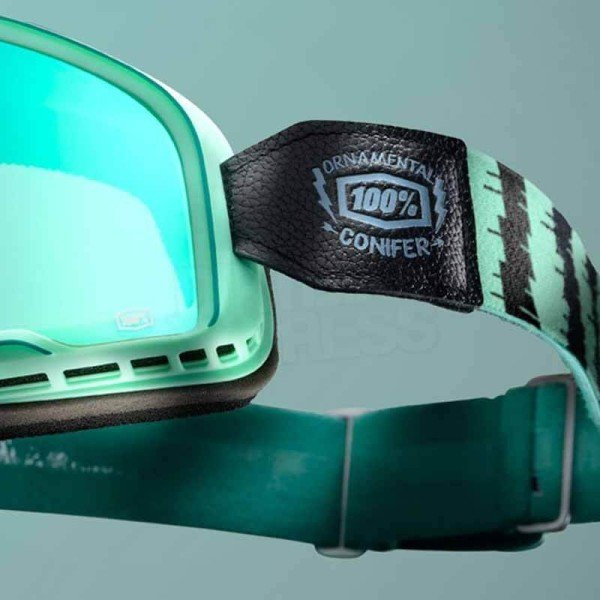 Lunettes Moto 100% Barstow ORNAMENTAL CONIFER
