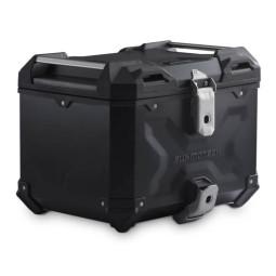 Maleta superior TRAX ADV 38 Sw Motech negro, Top case