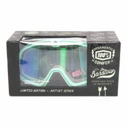 Occhiali Moto 100% Barstow ORNAMENTAL CONIFER, Occhiali / Maschere Moto