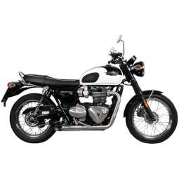 Échappement moto Spark 2in2 HOT ROAD Evolution Silver