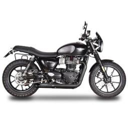 Escape moto Spark 2in2 HOT ROAD Evolution negro