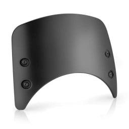Rizoma Scheinwerfer kurzes Modell schwarz