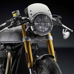 Rizoma Headlamp Cover Triumph Thruxton 1200 R
