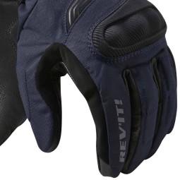 Revit motorcycle gloves Hydra 2 H2O blue