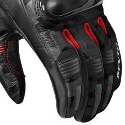 Revit motorcycle gloves League black grey