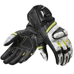 Revit motorcycle gloves League black white