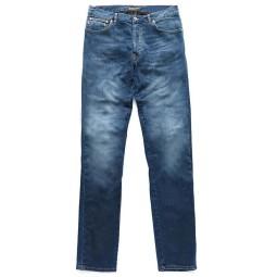 Jean moto Blauer HT Gru bleu