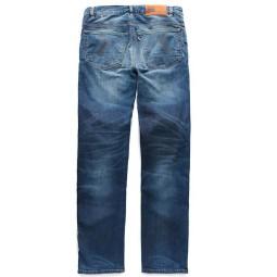 Blauer HT Gru Motorrad Jeans blau