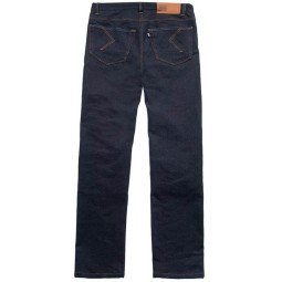 Blauer HT Gru Motorrad Jeans dunkelblau