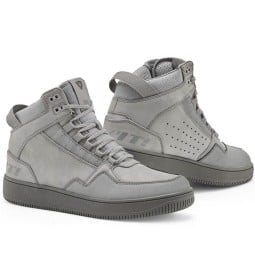 Zapatos moto Revit Jefferson gris