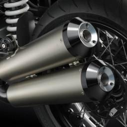 Rizoma exhaust tips BMW nineT