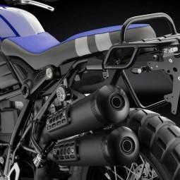 Rizoma exhaust tips BMW nineT Scrambler