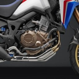 Rizoma engine protection bars with replaceable sliders Honda Africa Twin