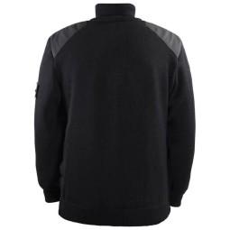 Jersey moto John Doe Knit Zip Small Logo