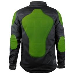 Chemise moto John Doe JDM Motoshirt XTM noir