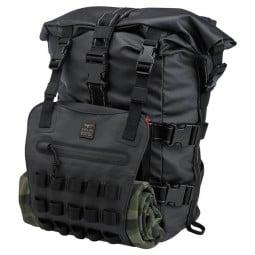 Motorrad Rucksack Biltwell Exfil-60 bag schwarz