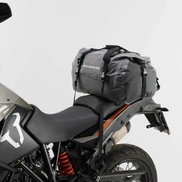 Sw Motech Drybag 350 Motorrad Hecktasche grau