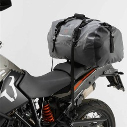 Sw Motech Drybag 600 motorcycle tail bag grey