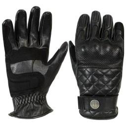 John Doe Tracker motorcycle gloves black