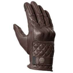 Guantes moto John Doe Tracker marron