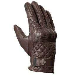 John Doe Tracker motorcycle gloves brown