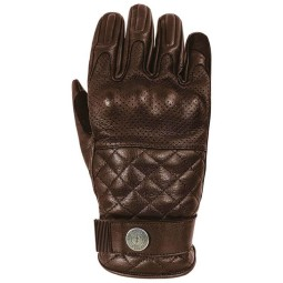 John Doe Tracker motorrad handschuhe braun