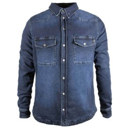 Motorcycle Shirt John Doe Motoshirt XTM denim