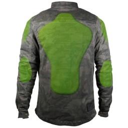 Chemise moto John Doe Motoshirt XTM camouflage
