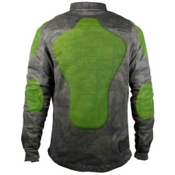 Motorrad Hemd John Doe Motoshirt XTM camouflage