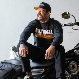Biltwell Surf long sleeve t-shirt