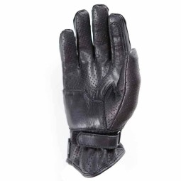 Motorcycle Leader Gloves HELSTONS Legend Air Black ,Motorcycle Leather Gloves