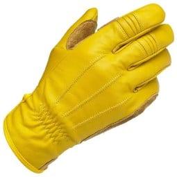 Biltwell Work gold gloves