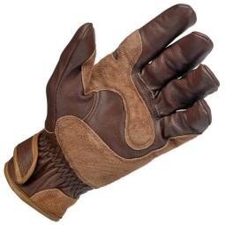 Biltwell Work chocolate gloves