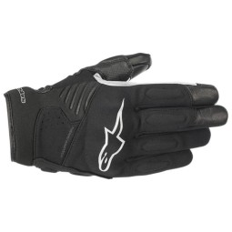 Alpinestars Faster Road gloves black white